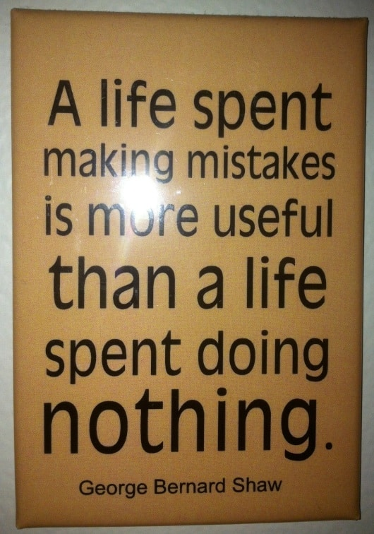 De l'utilité des erreurs